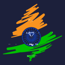Indian Flag indian-flag T-Shirt