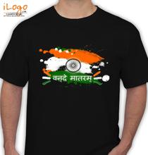 Indian Flag flag-indian T-Shirt