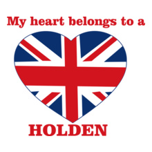 Valentine's Day my-heart-belong-to-holden T-Shirt