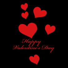 happy-valentine-day- T-Shirt