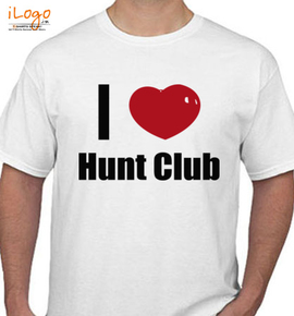 Hunt Club - T-Shirt