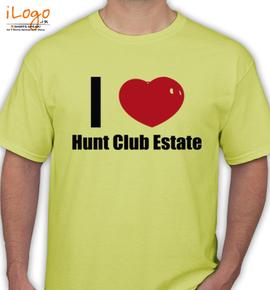 Hunt Club Chase - T-Shirt