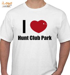 Hunt Club Park - T-Shirt