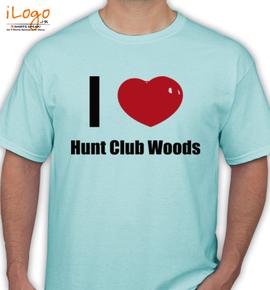 Hunt Club Woods - T-Shirt