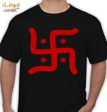 Hinduism HinduSwastika T-Shirt