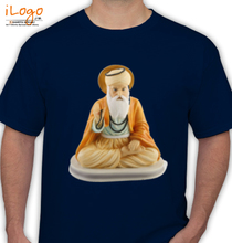 Hinduism -Hindu-God-Nanak T-Shirt