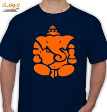 Hinduism ganesh-h T-Shirt