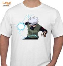 kakashi hatake hatake-kakashi-render T-Shirt