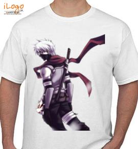 Kakashi-ANBU-kakashi - T-Shirt