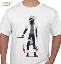 kakashi hatake kakashi-hatake- T-Shirt