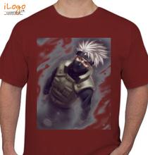 kakashi hatake kakashi-hatake-by-namh T-Shirt