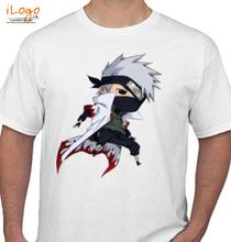 kakashi hatake will-of-fire T-Shirt