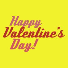 happy-valentine%s-day- T-Shirt