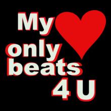 my-love-only-beats-u T-Shirt