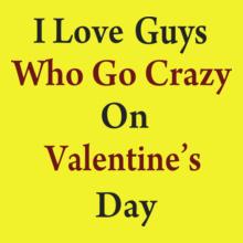 i-love-valentine-day T-Shirt