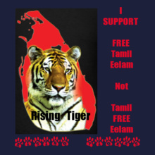 Tamil Tees And Hoodies zipupsweatshirt T-Shirt