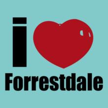 Perth Forrestdale T-Shirt