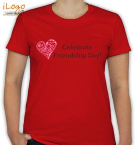 Friendship Day celebrate - T-Shirt [F]