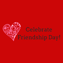 Friendship Day Friendship-Day-celebrate T-Shirt