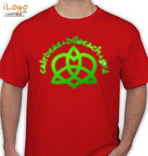 Friendship Day gaelic-love-symbol-tshirt- T-Shirt