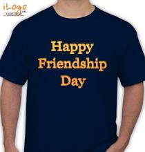Friendship Day Happy-Friendship-Day-Georgia T-Shirt