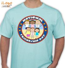 Friendship Day national-friendship-day T-Shirt