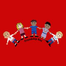 Worlds-Friendship-Day- T-Shirt