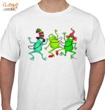 Friendship Day danc-frogs T-Shirt