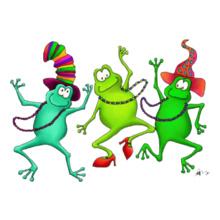 danc-frogs T-Shirt
