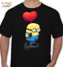 minion-love T-Shirt