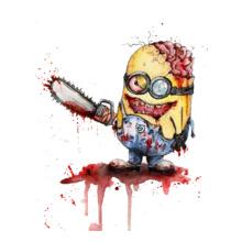 zombie-killer-minion T-Shirt