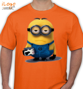 good morninig minion - T-Shirt