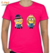 couple-minion T-Shirt