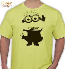 minion tee - T-Shirt