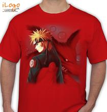 Naruto Naruto-Kyubitail T-Shirt