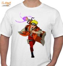 Naruto naruto-sage-mode T-Shirt