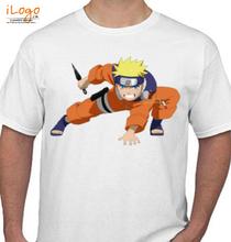 Naruto naruto-uzumaki T-Shirt