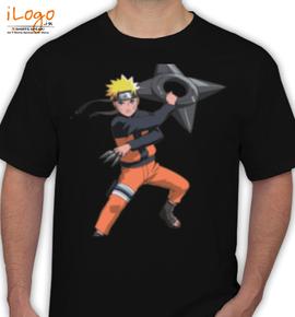 naruto-uzumaki-render - T-Shirt