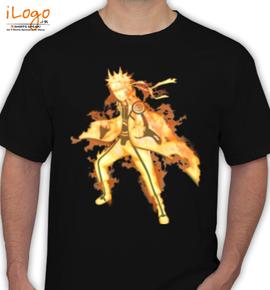 Naruto-Uzumaki- - T-Shirt