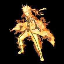 Naruto Naruto-Uzumaki- T-Shirt