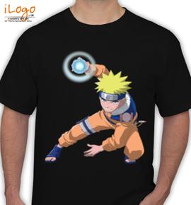 Rasengan-Naruto - T-Shirt