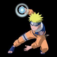 Naruto Rasengan-Naruto T-Shirt
