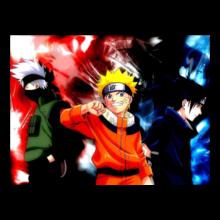 Naruto Naruto-Wallpaper-CF T-Shirt
