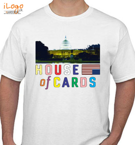 HOUSE OF CARDS - T-Shirt
