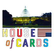 House of Cards HOUSE-OF-CARDS T-Shirt