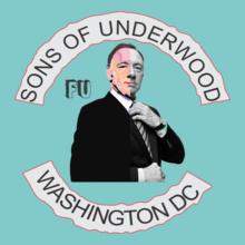 House of Cards WASHINGTON T-Shirt