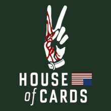 House of Cards VICTORY-HOUSE-OF-CARDS T-Shirt