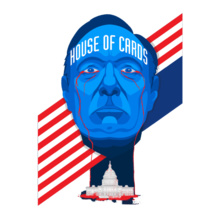 House of Cards House-of-card-fu T-Shirt