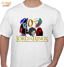 Lord of the Rings lord-of-rins-character T-Shirt