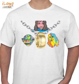 gollum  - T-Shirt
